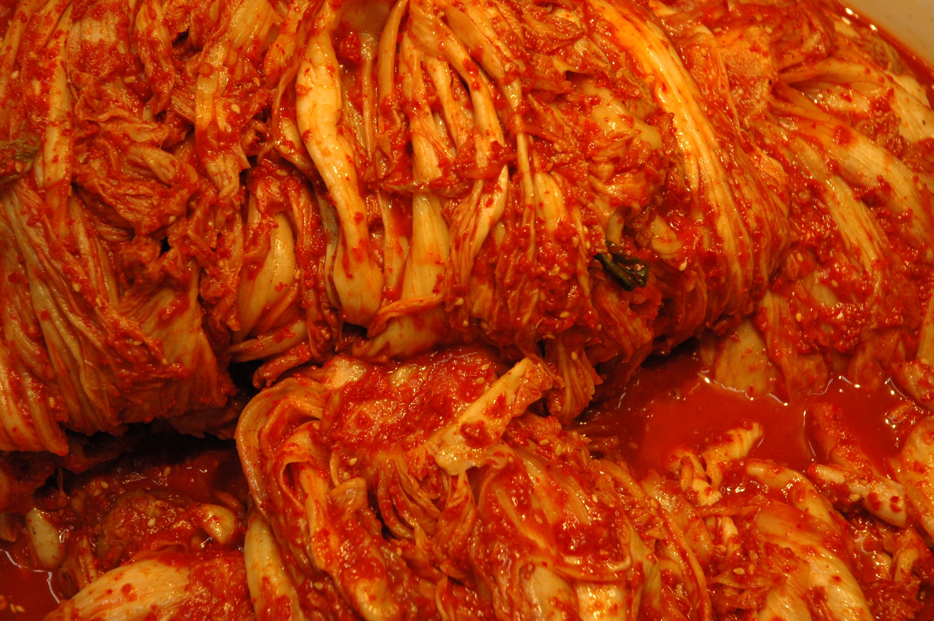 Kimchi: Made in Manhattan | voracious.