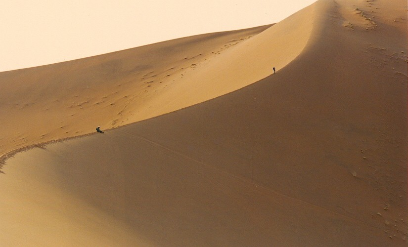 Climbing Dune Explained!